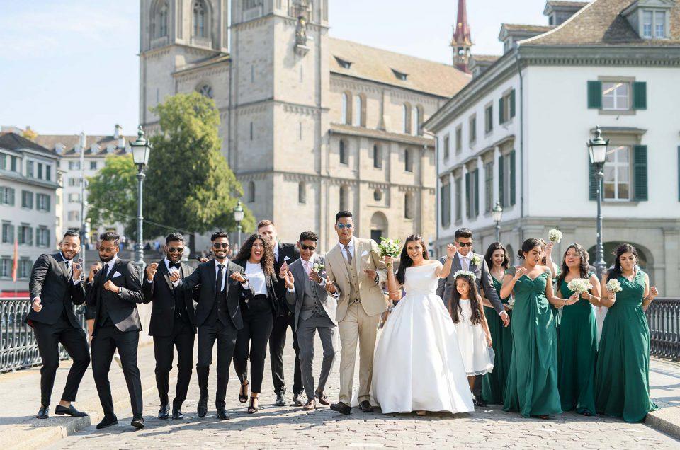 Indiai Esküvő Zürichben