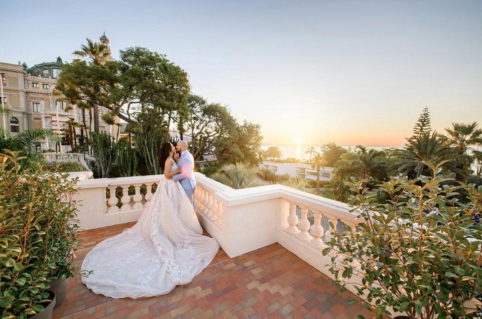 Wedding in Nagyvarad & Monaco